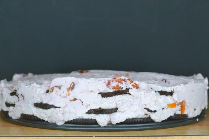 Cherry Chocolate Icebox Cake-5