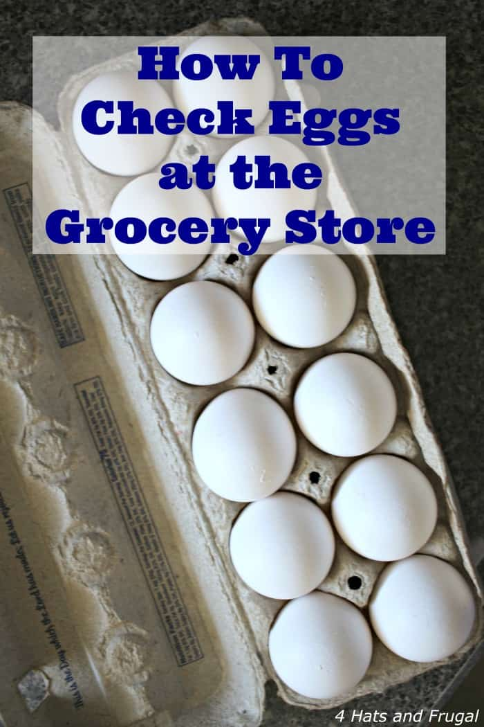 When it come to grocery hacks, knowing how to check eggs at the grocery store is at the top of the list. Check out these genius hacks!