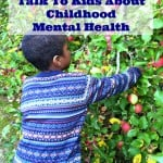 How To Talk To Kids About Childhood Mental Health