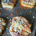 Parmesan and Garlic Crisps