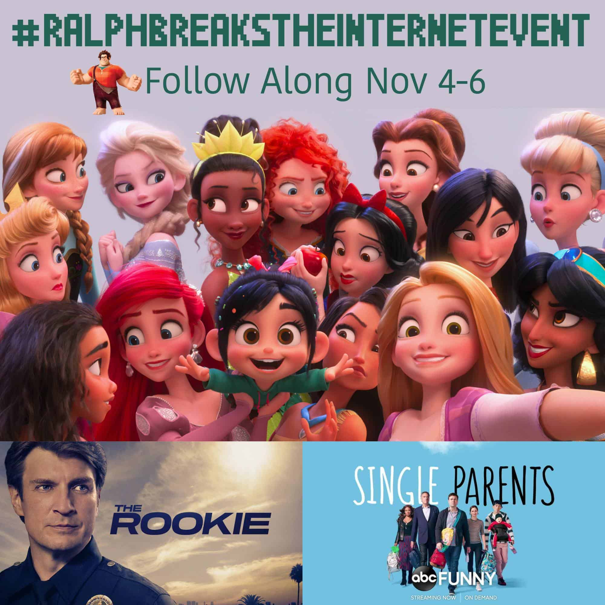 Ralph Breaks The Internet Event