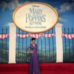 Fun on the Mary Poppins Returns Red Carpet!