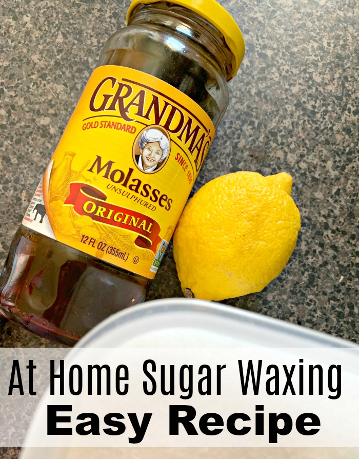 At Home Sugar Waxing is an all-natural way to get rid of unwanted hair in the comfort and privacy of your own home.Complete recipe and instructions.