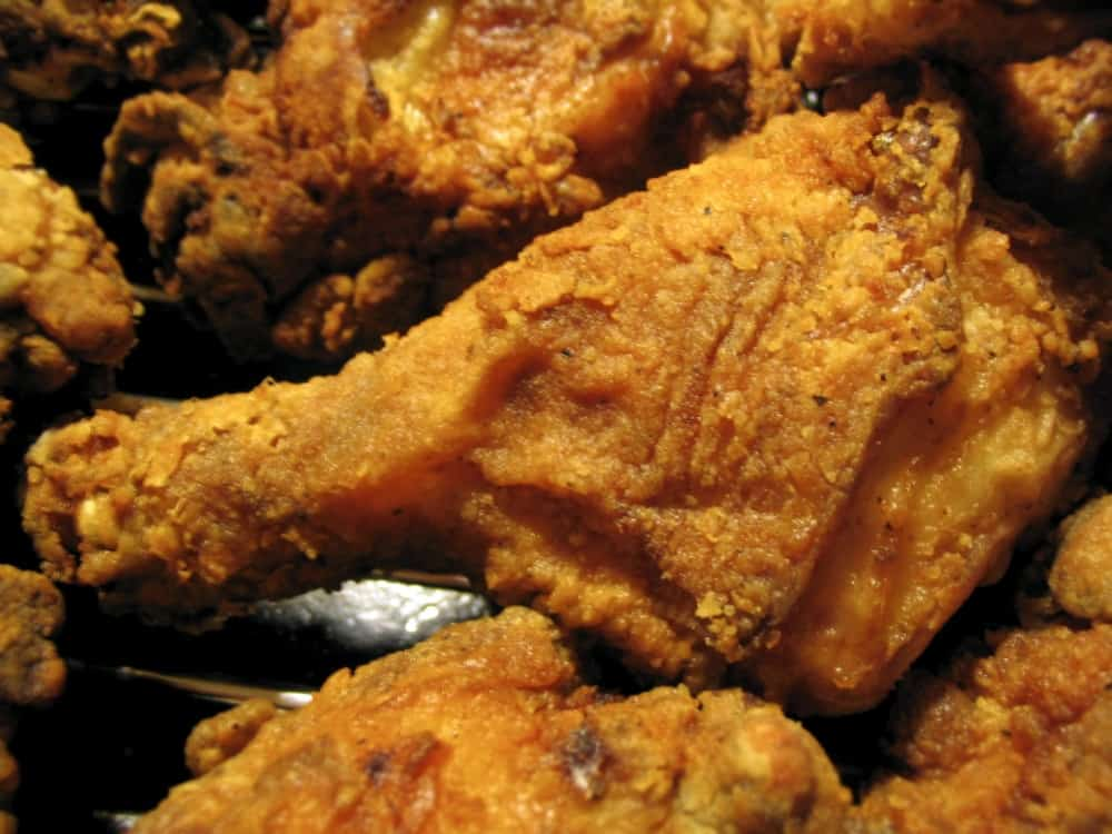 This is great tutorial on how to make great fried chicken, and perfect your own fried chicken recipe.