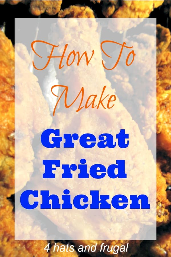 Want to know the best fried chicken recipe? This is how to make great fried chicken that everyone will love.