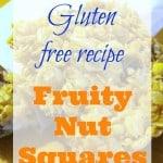 Fruity Nut Squares