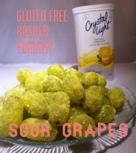 kosher, gluten free, snack, grapes