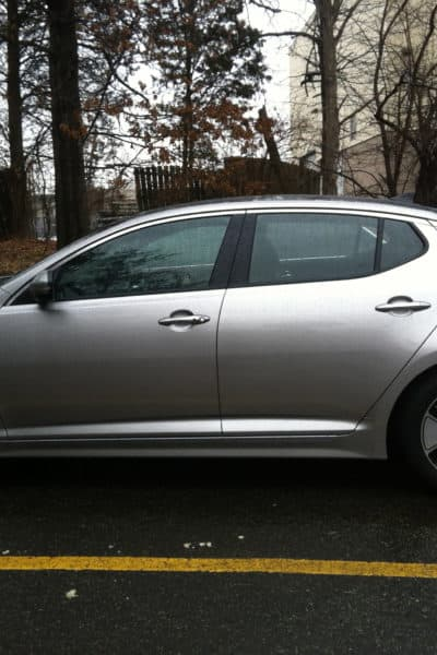 kia optima, hybrid car, car review
