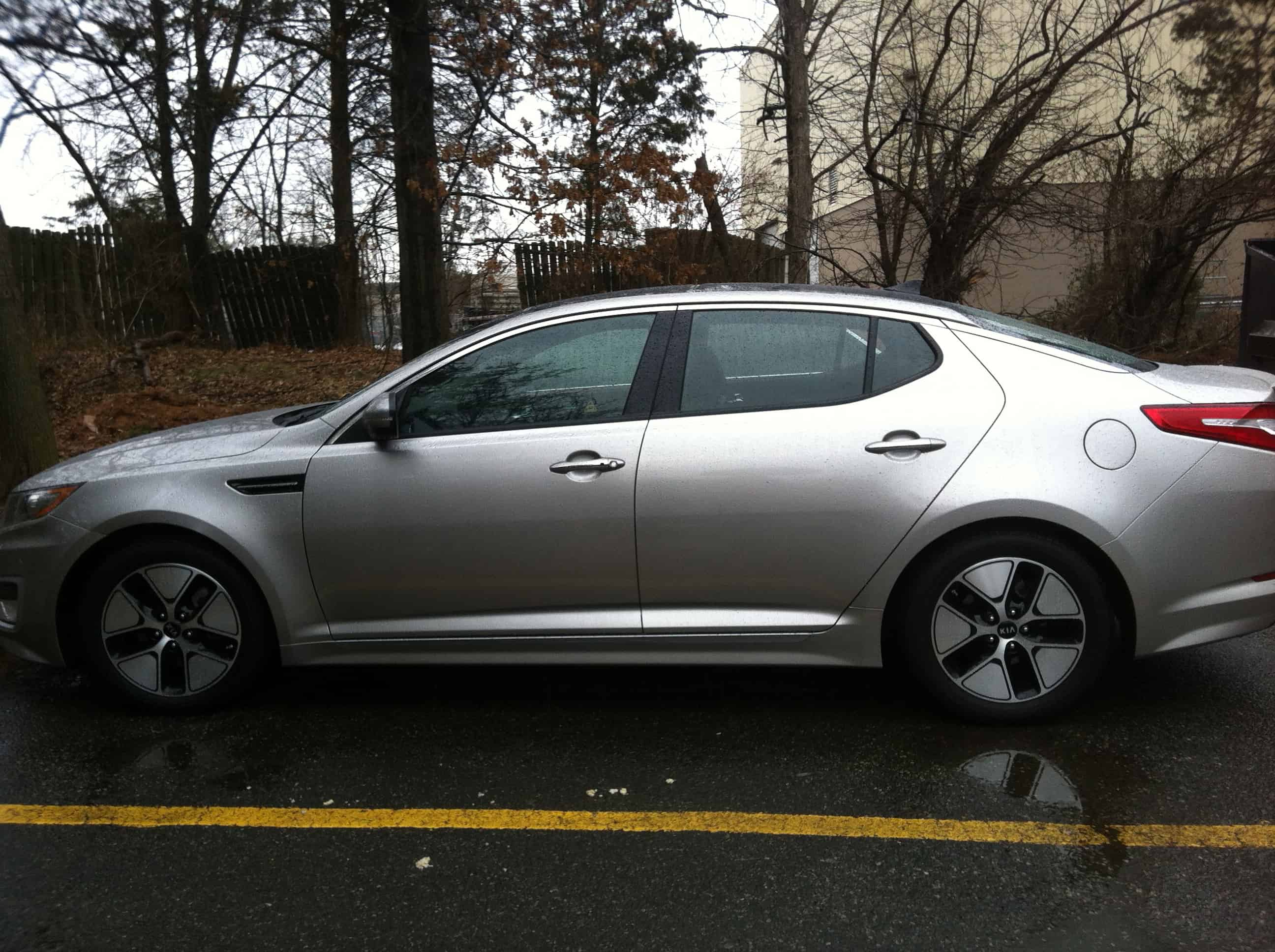 2012 kia optima hybrid review 4 hats and frugal. Black Bedroom Furniture Sets. Home Design Ideas