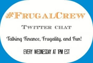 frugal twitter chat