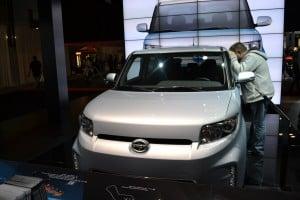 New York Auto Show, family car, Scion xB