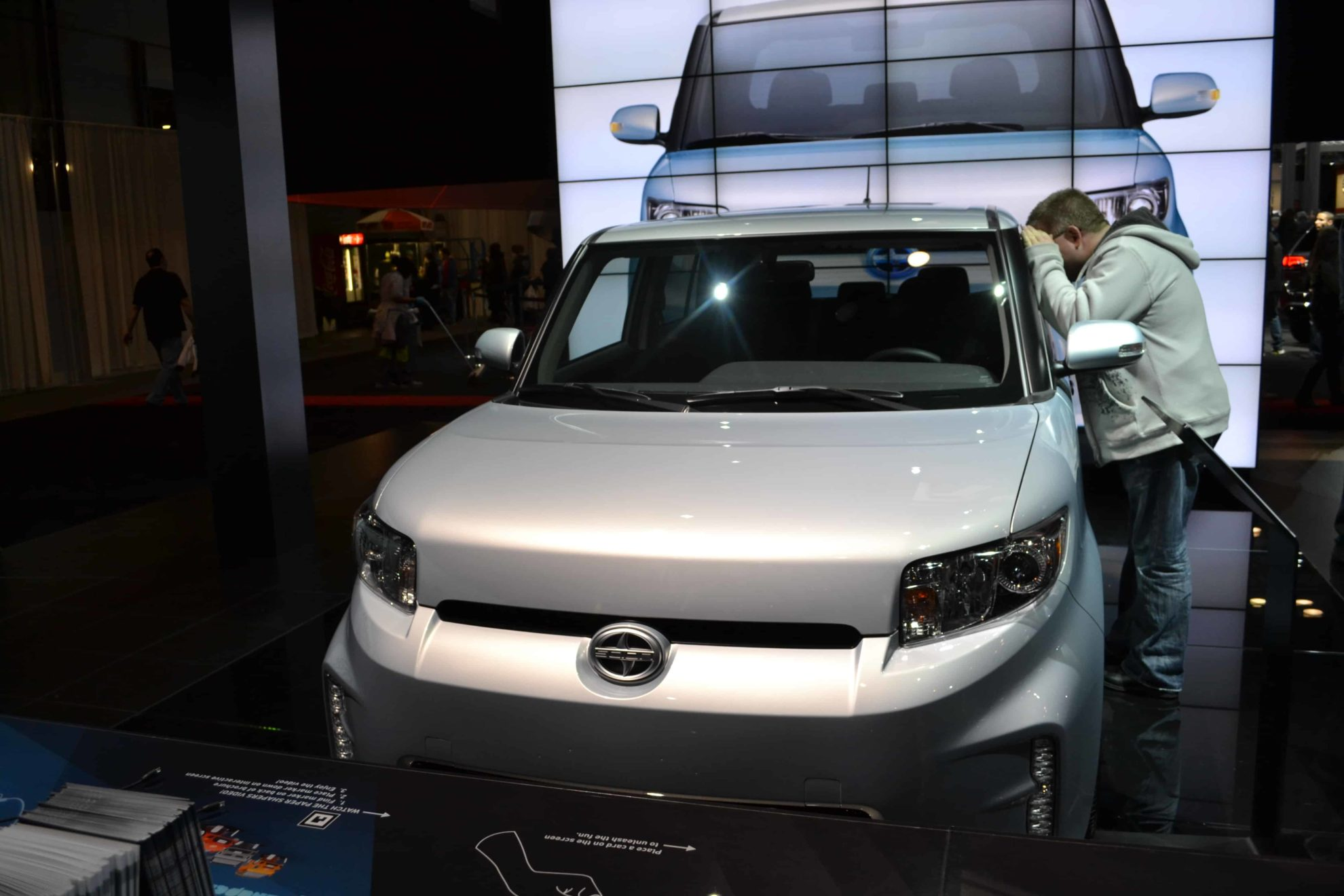 New York Auto Show, family car, Scion xB