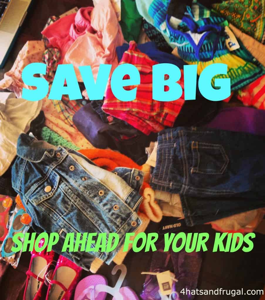 shopping for kids, save money on kids clothes
