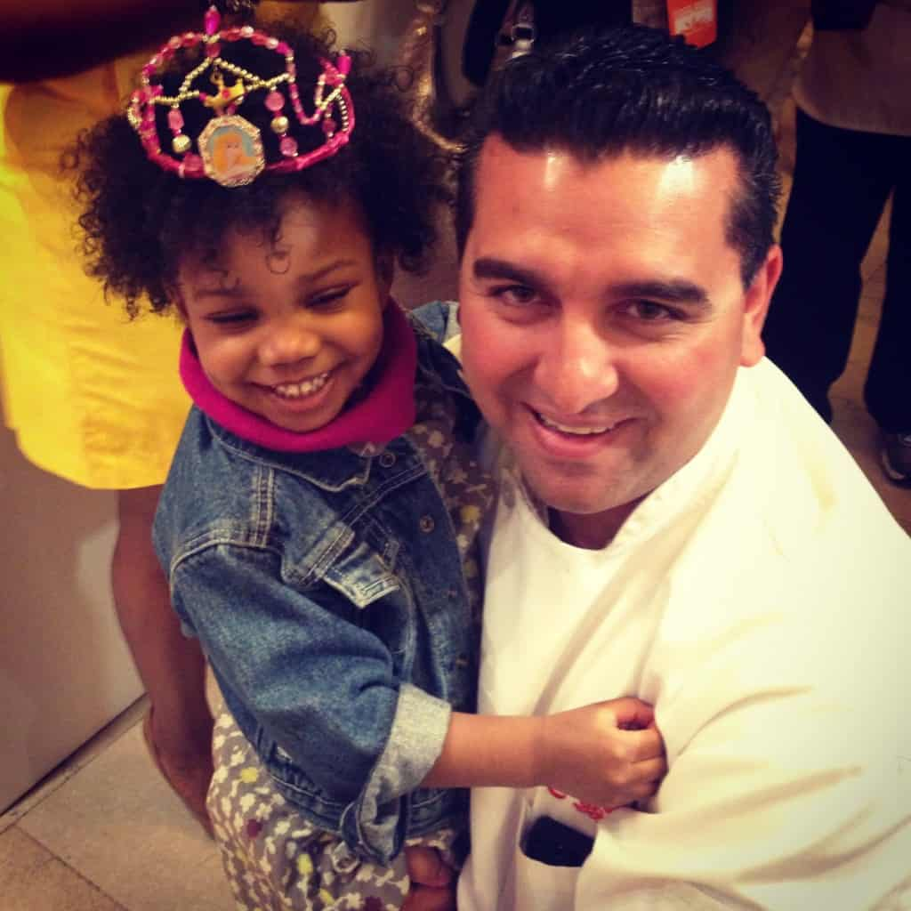 world's largest bake sale, The Cake Boss