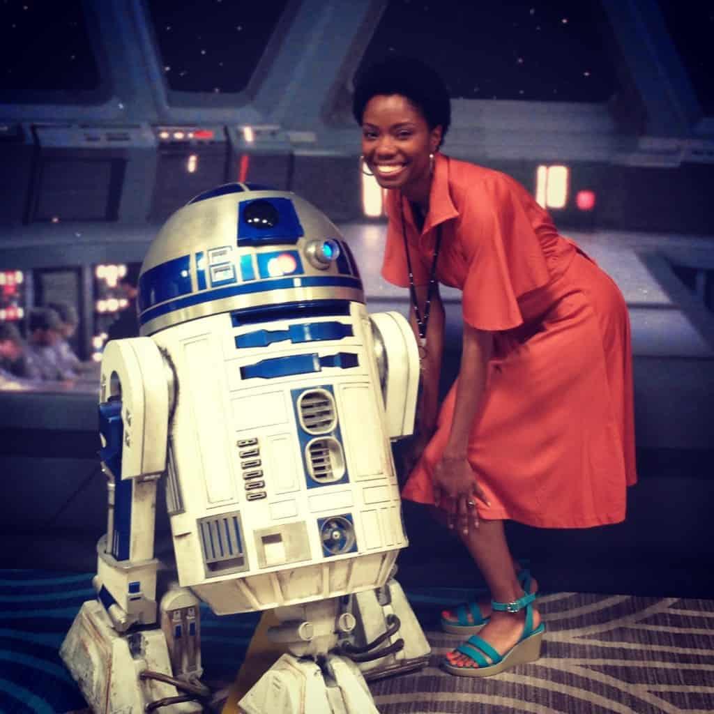 #DisneySMmoms, R2D2, Star Wars