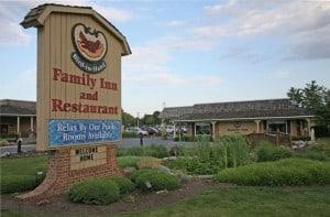 family Inn, buffet restaurant