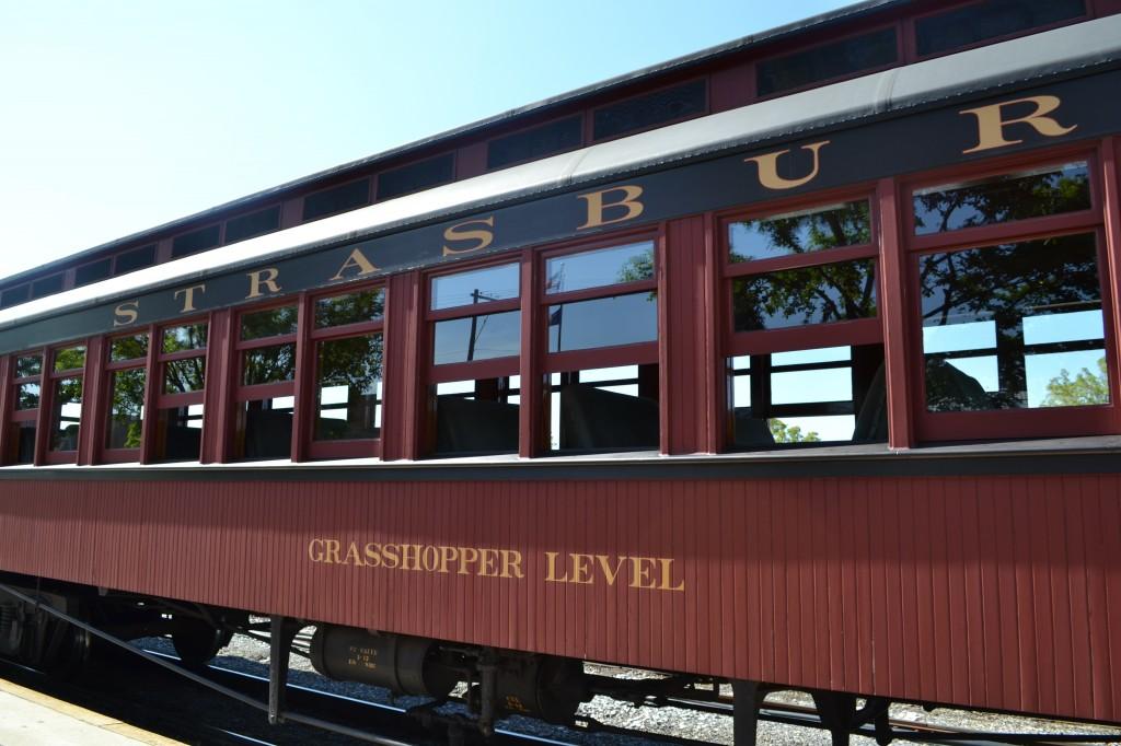 Strasburg Railroad, #VisitLancaster
