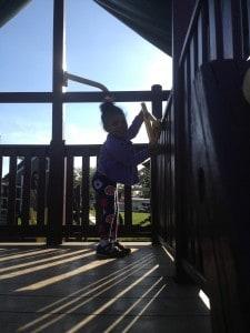 playground at Bird-In-Hand Inn