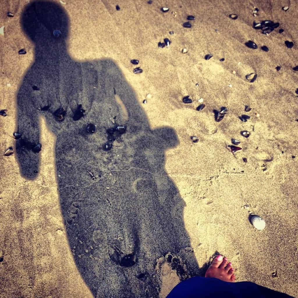 jersey shore beach day