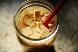 Summer mocktails, perfect iced coffee