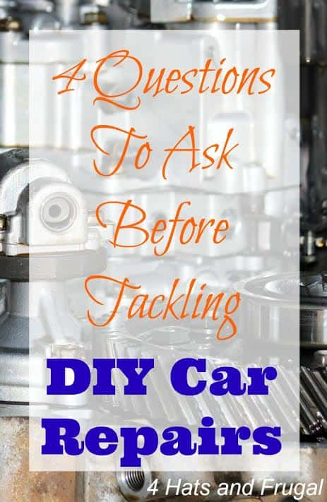 DIY Car Repairs