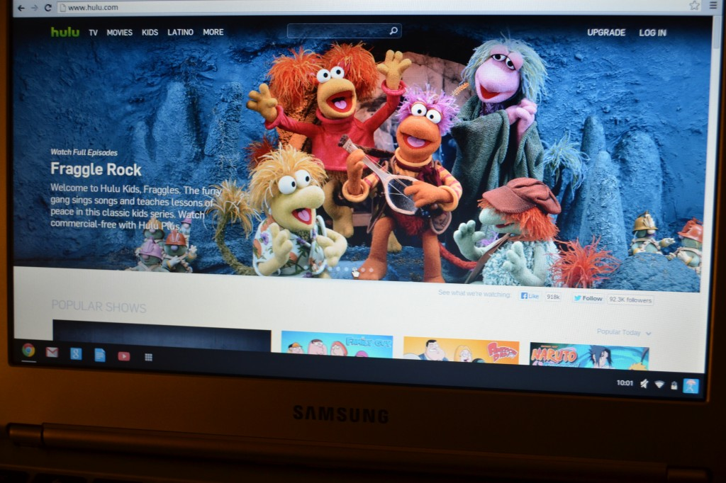 Get all episodes of Fraggle Rock for free!