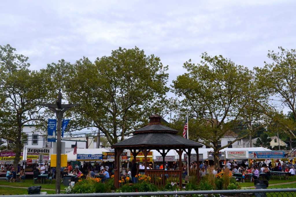 Highlands Clam Festival in New Jersey