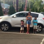 A real review of the Kia Sportage from a military mom