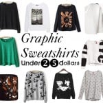 10 graphic sweatshirts for under $25 (and how to wear them)
