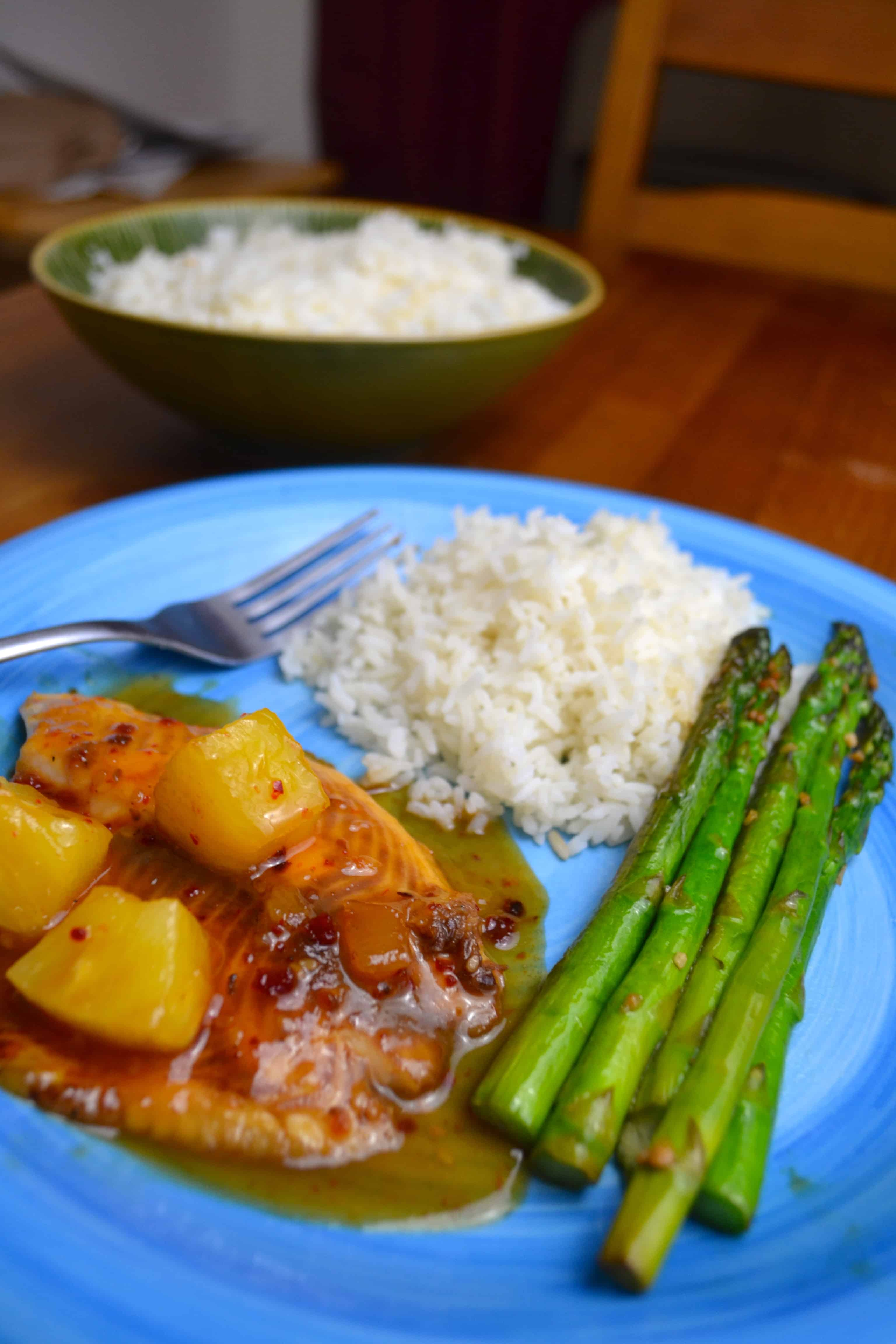 Sweet and Sour Tilapia | 4 Hats and Frugal #kraftrecipemakers #cbias #shop