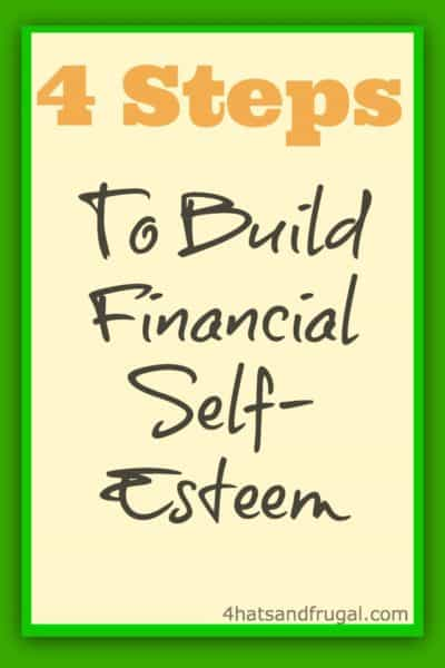 build financial self esteem