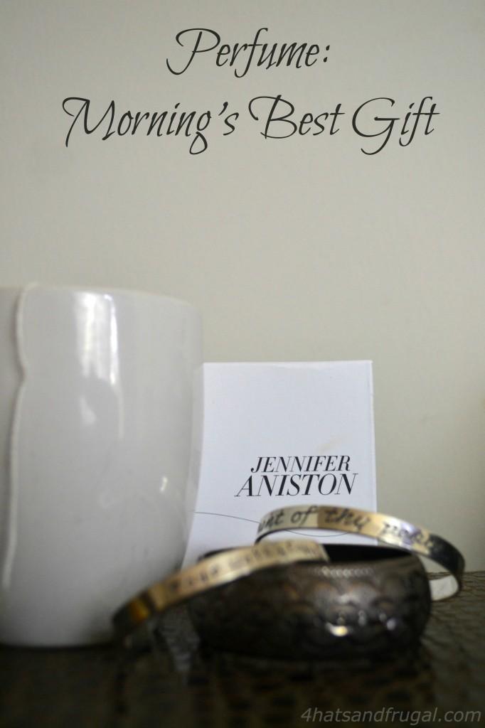 Perfume: my morning's best gift #scentsavings #cbias #shop