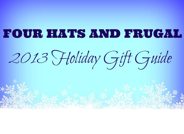 4 Hats and Frugal, Holiday gift guide