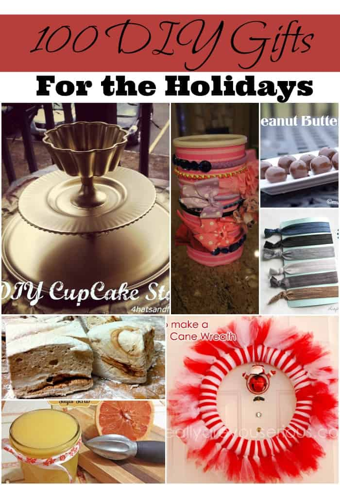 easy holiday gifts, DIY holiday gifts
