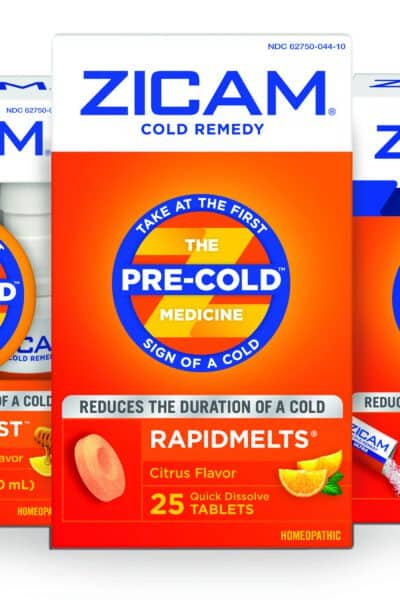 Seize the Day with Zicam