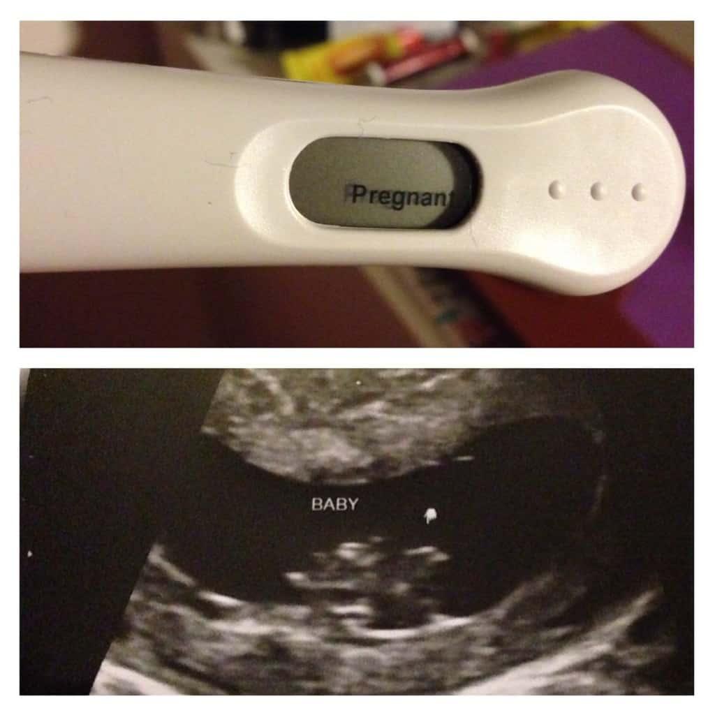 I'm pregnant again! Hooray!