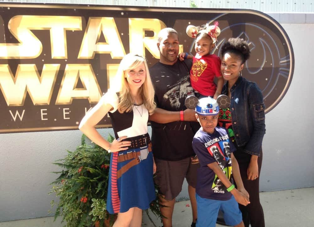 What to Wear to Star Wars Weekends with a quick interview with Ashley Eckstein of Her Universe