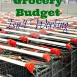 Why Your Grocery Budget Isn't Working