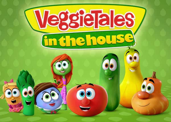 How VeggieTales In The House helped 2 kids learn about the responsibility of owning a puppy.