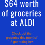Use these Aldi Sales to feed your family on just $64 a week! Plus check out Aldi Special Buys to save even more on household staples!