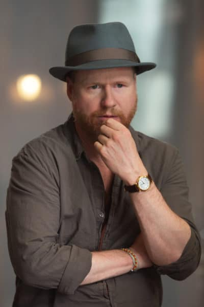 Exclusive interview with Director Joss Whedon of Avengers: Ager of Ultron. He shares what pop culture influences him, and more! #AvengersEvent