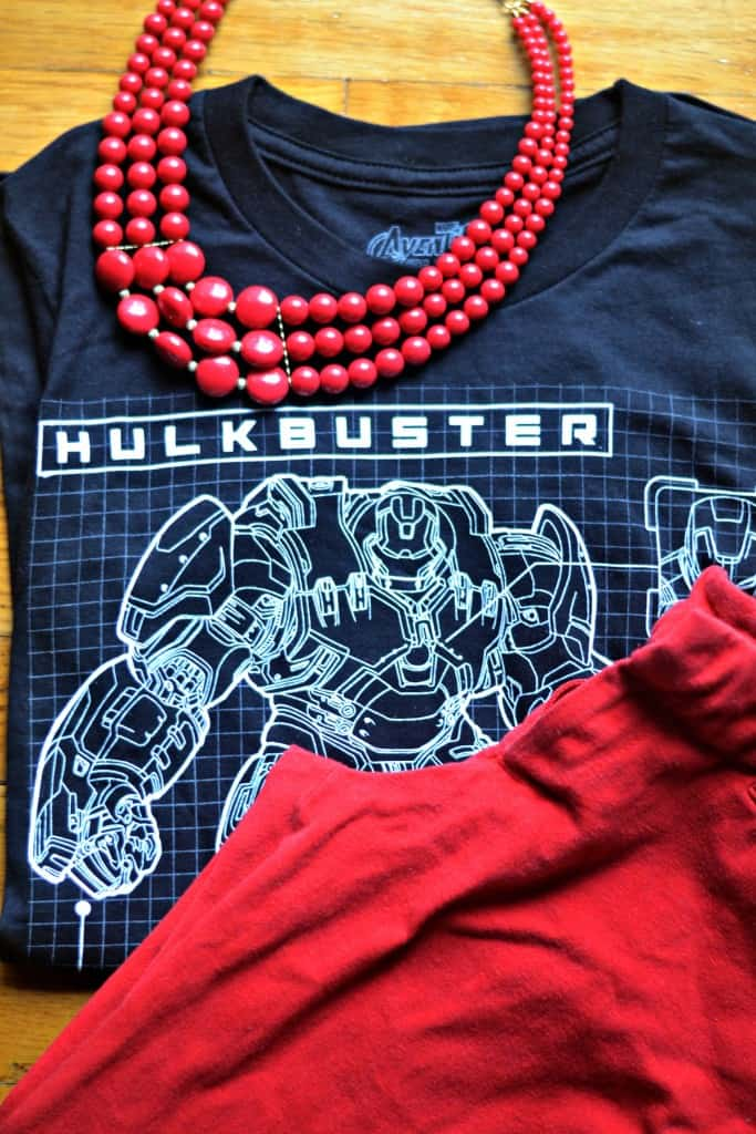 What to Wear to see AVENGERS: Age of Ultron #AvengersEvent