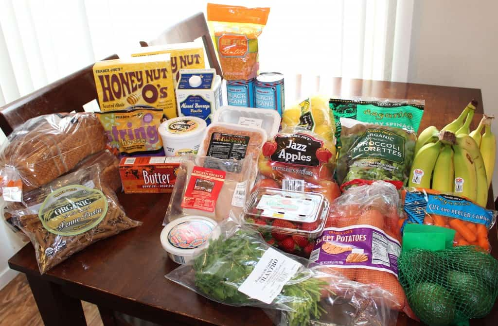 Wonder how to stretch your grocery budget at Trader Joe's? This family of 5 shows you how