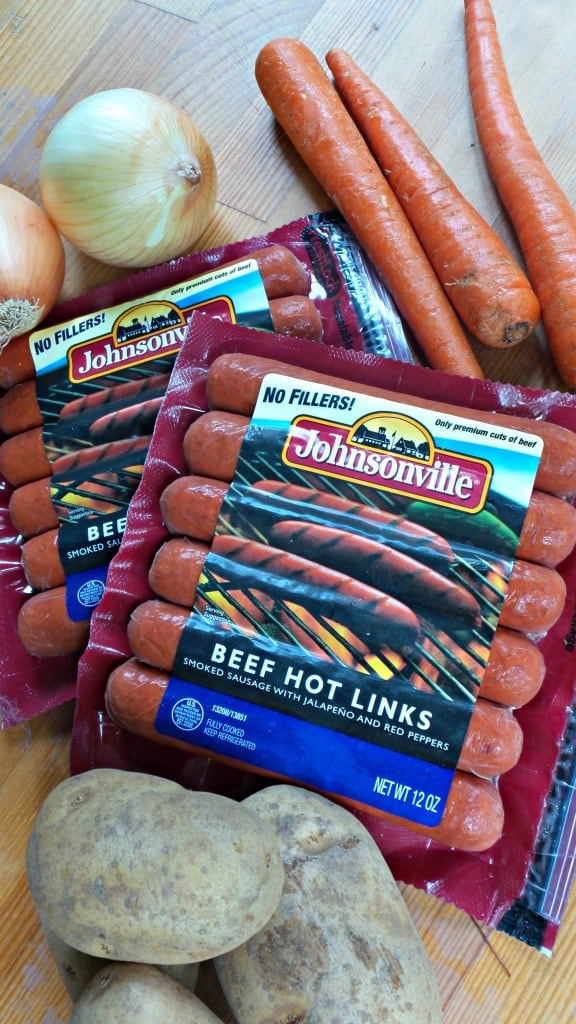 Hot Link BBQ Packets
