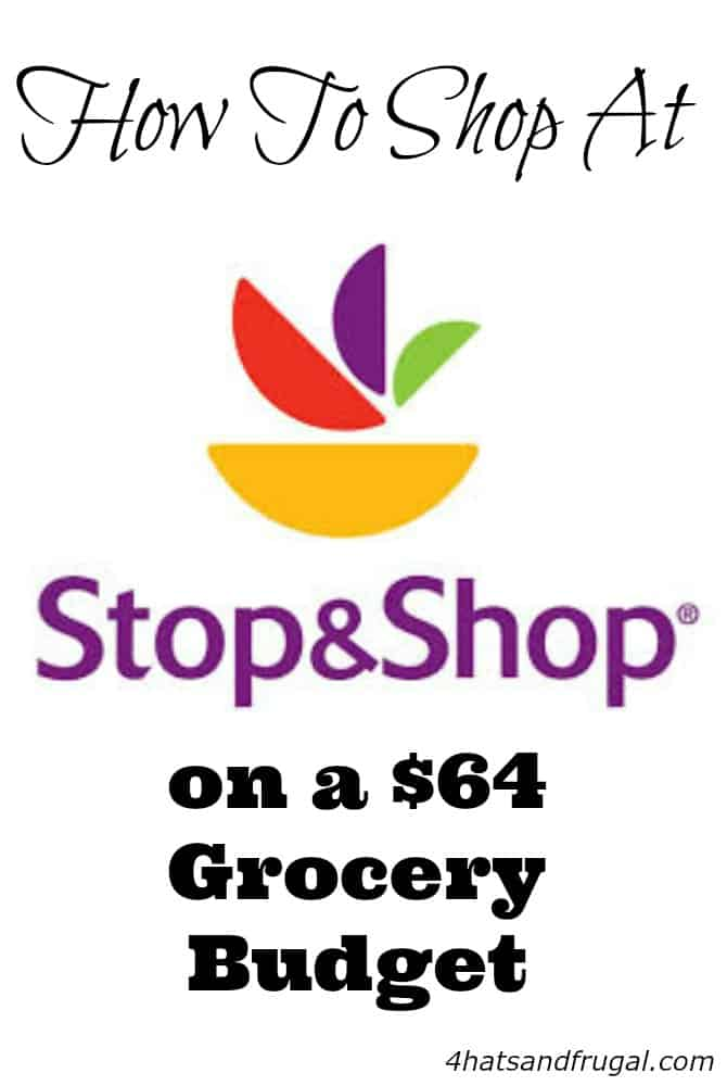 Are you a Stop & Shop shopper on a budget? See how this family took on the $64 Grocery Budget challenge and got all of their groceries for the week!