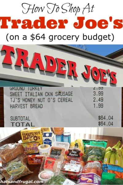 Wonder how to stretch your grocery budget at Trader Joe's? This family of 5 shows you how!