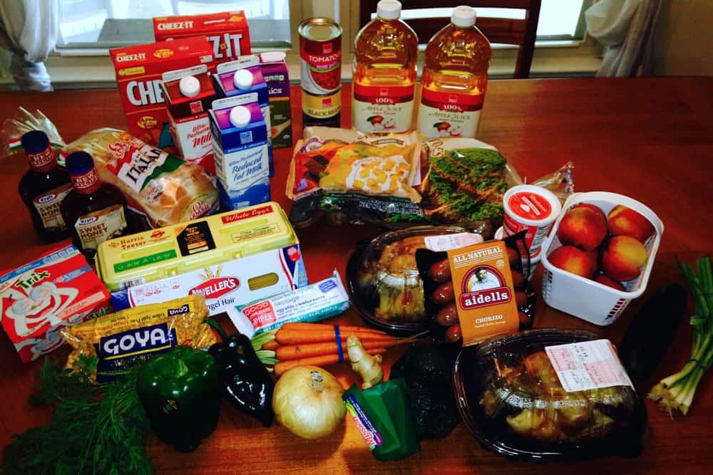Harris Teeter groceries