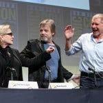 Real Tears and The STAR WARS: THE FORCE AWAKENS Comic-Con Reel