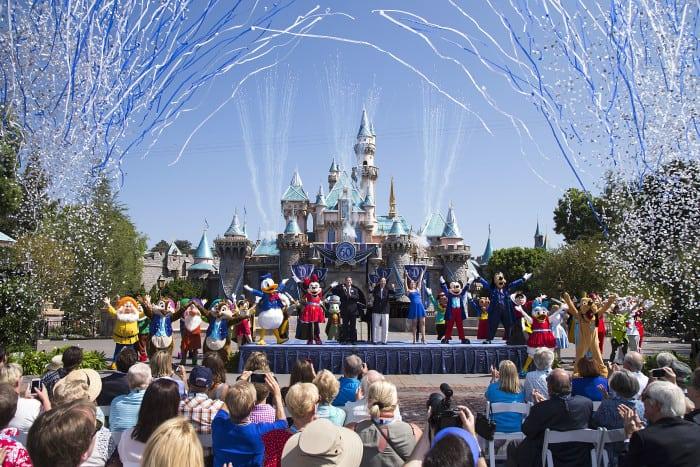Disneyland 60 Celebration