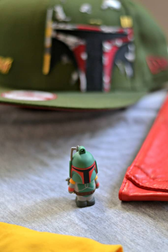 Boba Fett Disneybound